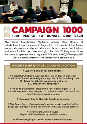 Campaign 1000